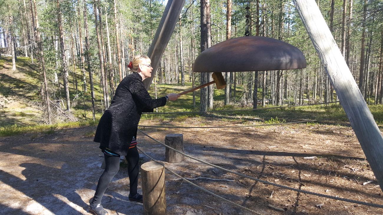 Soiva metsä Suomussalmi 3