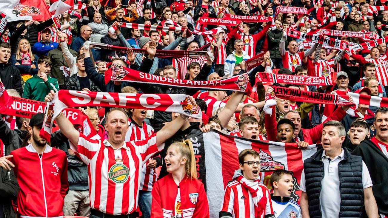 Sunderland Til I Die S2 Fans 1