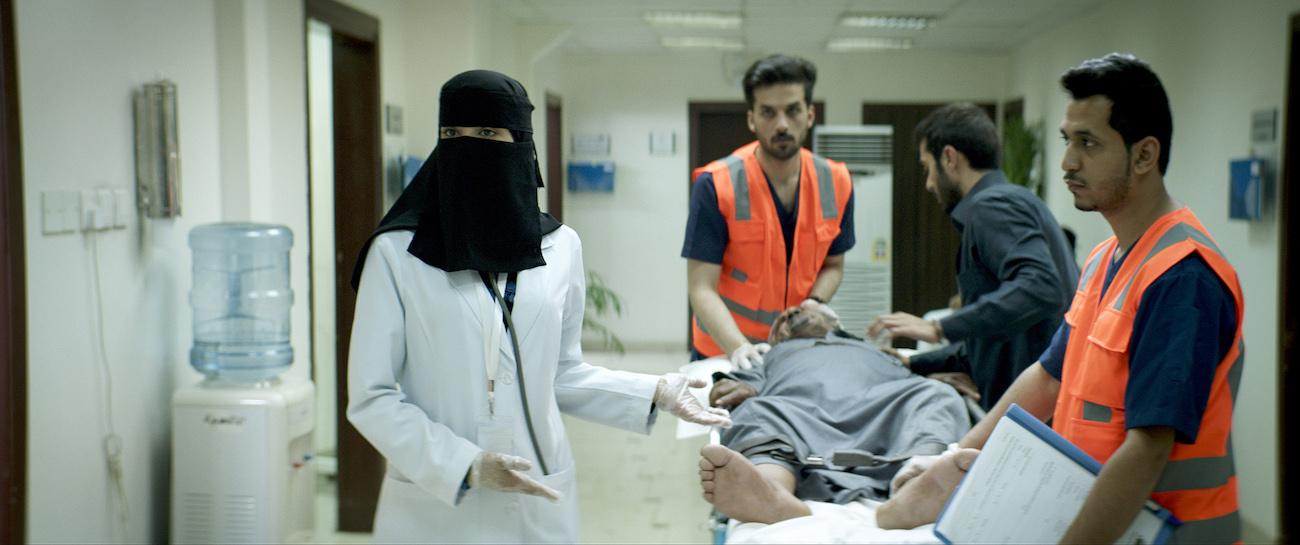 THE PERFECT CANDIDATE Still2 Razor Film Al Mansour s Establishment for Audiovisual Media