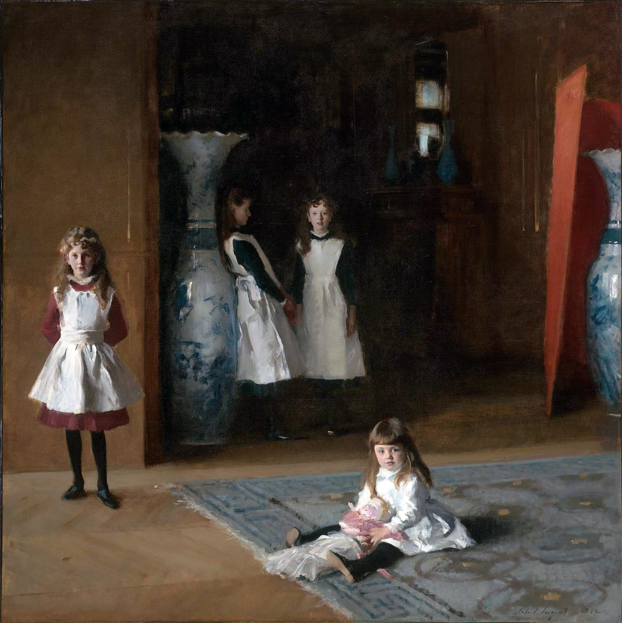 The Daughters of Edward Darley Boit John Singer Sargent 1882 unfree frame crop 1