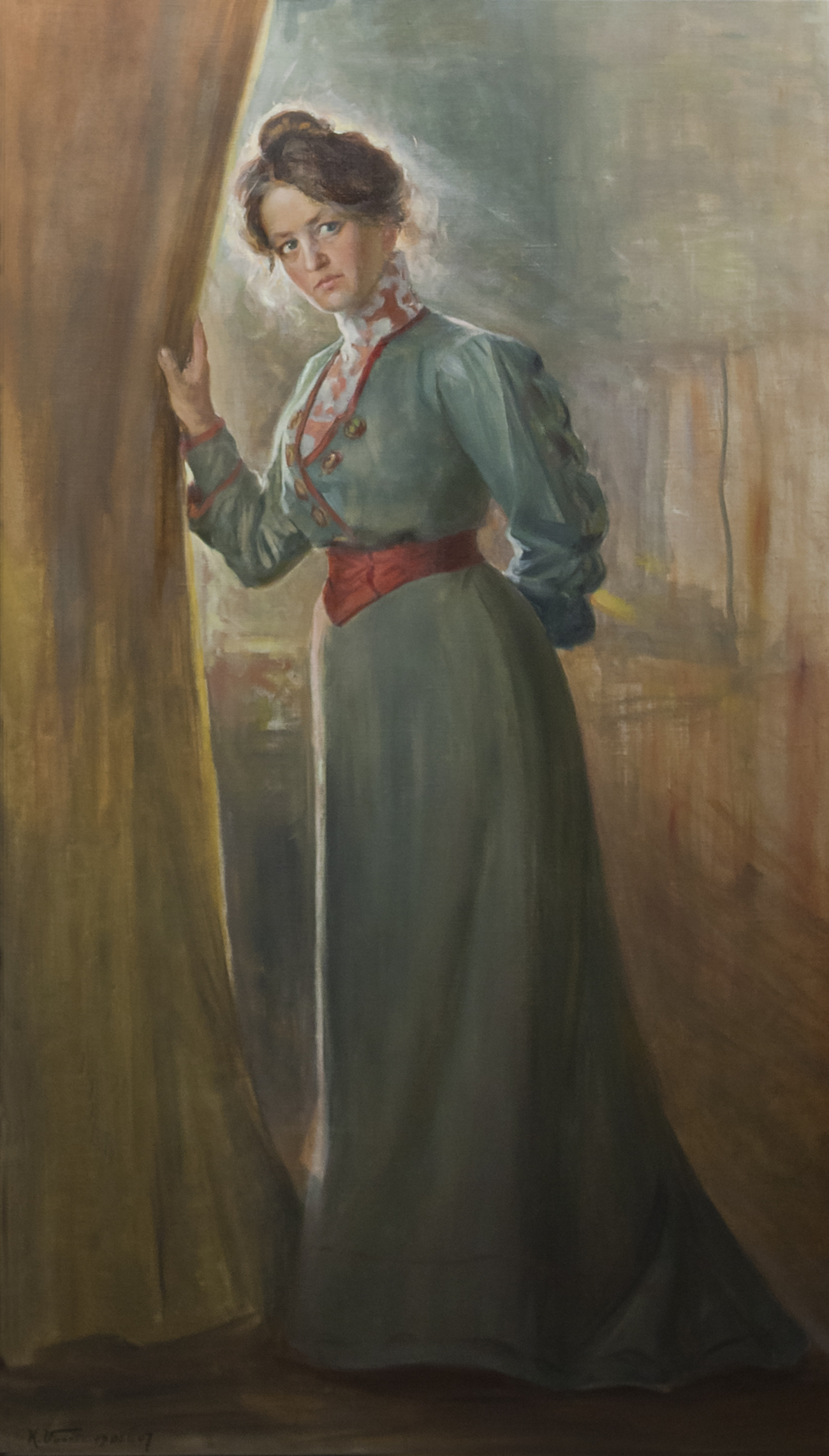 Tilda Vuori K.Vuoren maalaus MLT