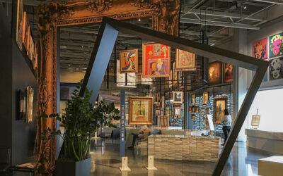 Poliisimuseon taideväärennösten näyttely ei maalaile kaunisteltuja kuvia loistavista taidesijoituksista