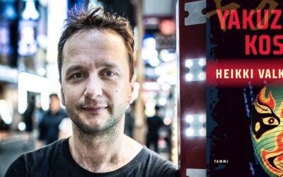 Ei kaksinen dekkari, mutta hyvä kulttuuriopas – arviossa Heikki Valkaman Yakuzan kosto