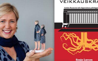Veikkauskratia osoittaa, miten mätä avustusjärjestelmä Suomessa on – arviossa Senja Larsenin järkyttävä tietokirja