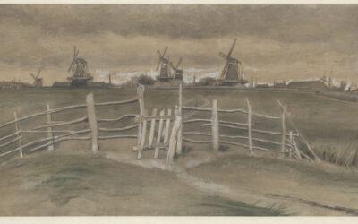 Vincent van Gogh sai piirrostensa ihmiset liikkumaan – arviossa Didrichsenin Tie taiteilijaksi -näyttely