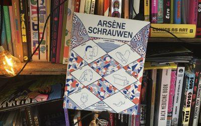 Sattumia sarjakuvahyllystä #2: Olivier Schrauwen – Arsène Schrauwen