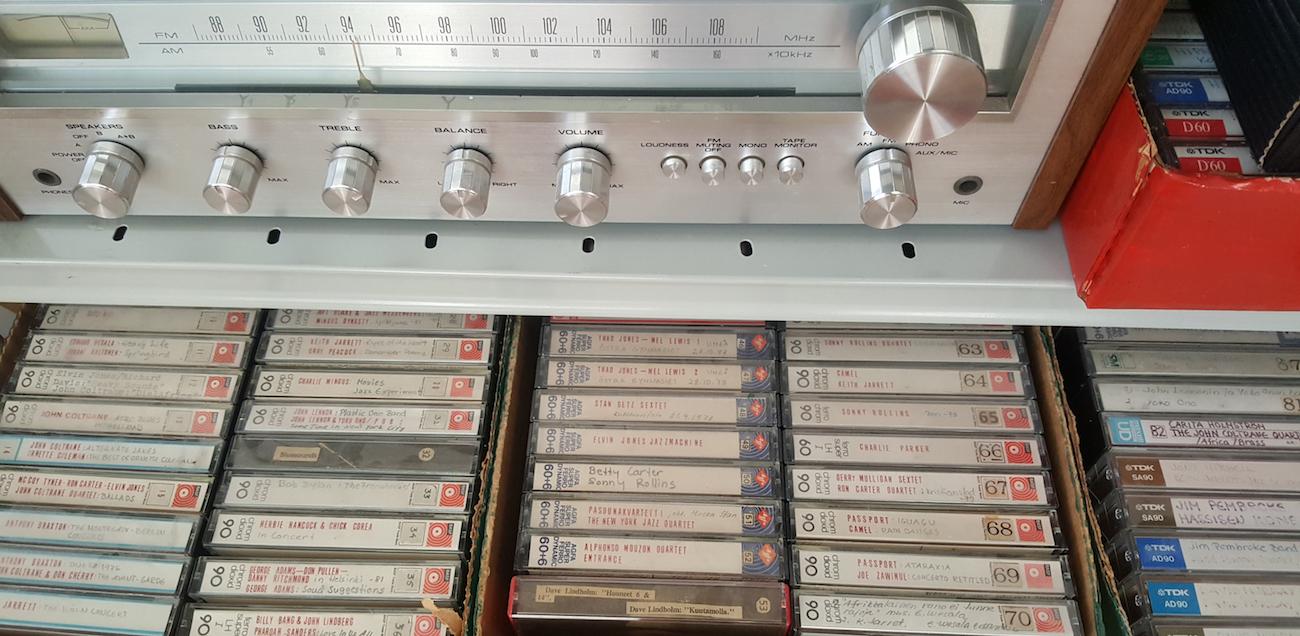 c kasetit