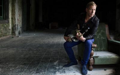 Saksofonisti Pekka Pylkkänen on rakentanut uraansa omalla tavallaan kaukaisiakin maita kiertäen