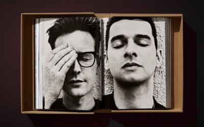 Parasta juuri nyt (30.10.2020): Depeche Mode, Lähiöiden finest, Haamusärky, iHuman, The Conversation