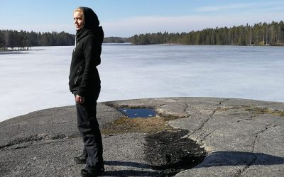 Poikkeustila #11: näyttelijä Eeva Hakulinen