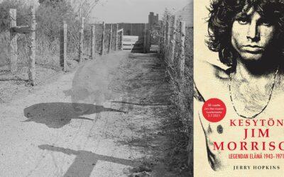 Parasta juuri nyt (28.9.2021): Jim Morrisonin elämäkerta, Paha ui paratiisiin, Lapuan sateenkaariyhdistys, Siat, Saparomäki