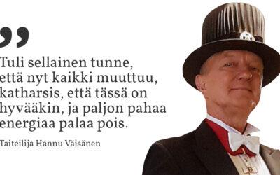 Sunnuntaisitaatti #13: Hannu Väisänen