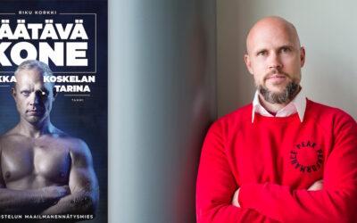 Jäätävä kone tarjoaa totisen kuvan Pekka Koskelasta ja pikaluistelusta – kirja koettelee brutaaliudessaan uskottavuuden rajoja