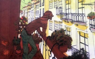 Hurmaa ensisilmäyksellä – arvostelussa Cyril Pedrosan sarjakuvakirja Portugali