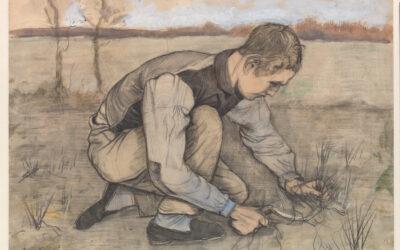 Vincent van Gogh -näyttely avautuu viikonloppuna Didrichsenin taidemuseossa