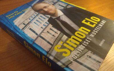 Juorukirja politiikan maailmasta – Arviossa Simon Elon Poliittiset mustelmani