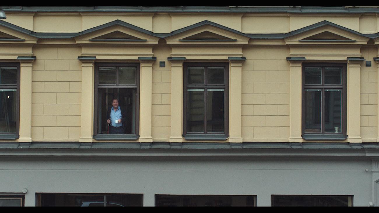 royandersson kotinsa ikkunassa