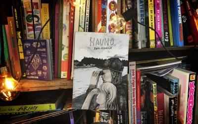 Sattumia sarjakuvahyllystä #7: Suvi Ermilä – Hauho