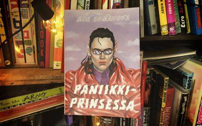 Sattumia sarjakuvahyllystä #4: Moa Romanova – Paniikkiprinsessa