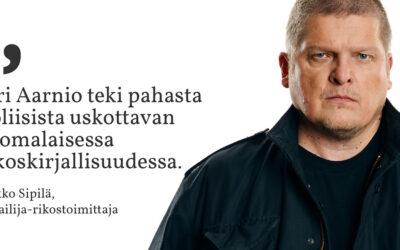 Sunnuntaisitaatti #8: Jarkko Sipilä