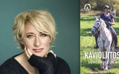 Katja Ståhlin Hevoshullun kirja kertoo yhden ihmisen kokemuksen siitä miten hevonen ottaa kaiken ja antaa vielä enemmän