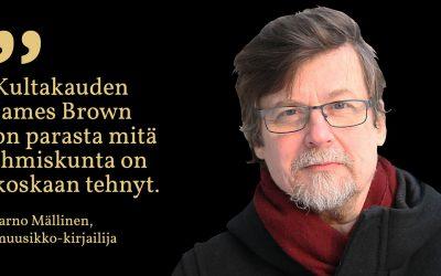 Sunnuntaisitaatti #7: Jarno Mällinen