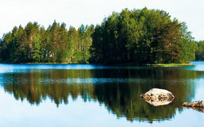 Suomalainen järvikirja kertoo järvien monimuotoisesta elämästä ja niitä uhkaavasta rehevöitymisestä