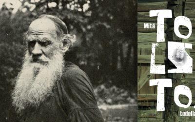 Leo Tolstoi oli idealisti, joka kykeni toteuttamaan opettamaansa elämäntapaa myös käytännössä