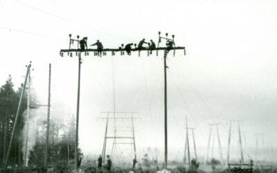 Valontuojat – sähkön ihme tuo valon pimeään Antti Haasen dokumenttielokuvassa
