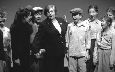 Keskitysleirin lapset -dokumentti kertoo taiteen polulle päässeiden juutalaislasten kohtalon Tsekinmaassa